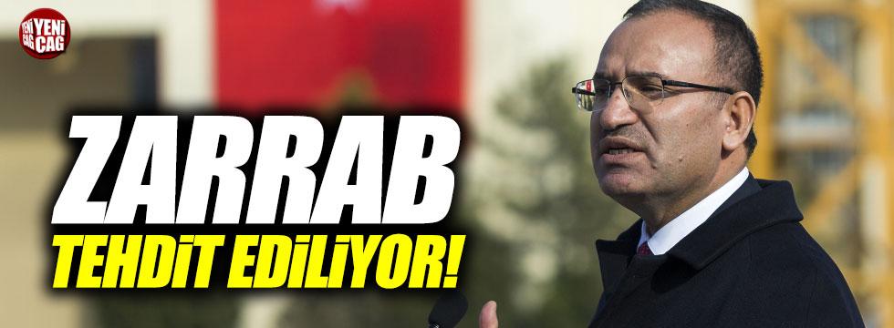 """Başbakan Yardımcısı Bozdağ'dan Zarrab açıklaması: """"Tehdit ediliyor"""""""