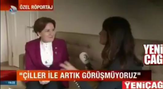 Meral Akşener'den Kanal D'ye çarpıcı açıklamalar