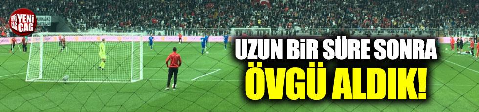 Türkiye ampute futboluna UEFA'dan övgü