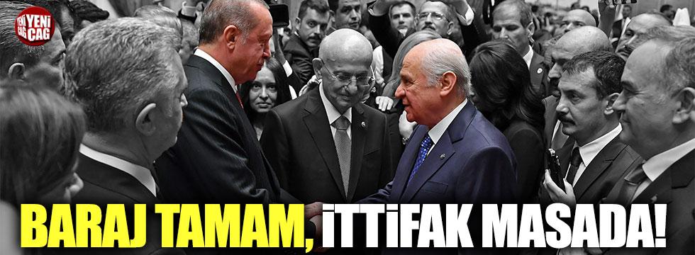 """Sarıkaya: """"AKP, seçim barajı meselesinde MHP ile anlaştı"""""""