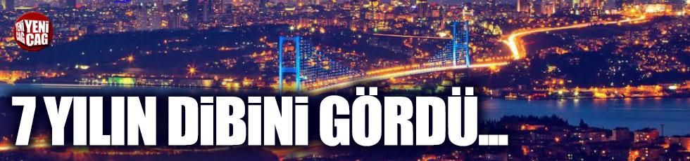 İstanbul'da emlak 7 yılın dibini gördü