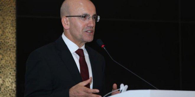 Mehmet Şimşek: Bankacılık sektörümüzün arkasındayız