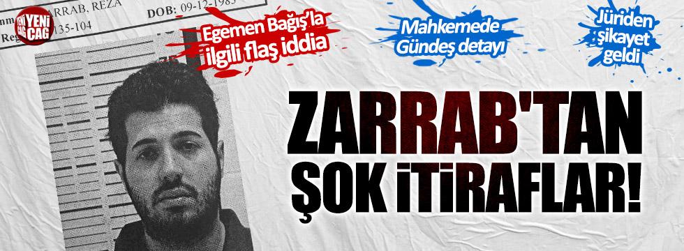 Reza Zarrab davasında savcının şeması ortaya çıktı