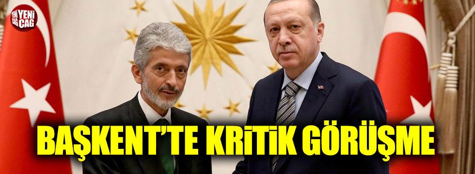 Mustafa Tuna, istifasını istediği 250 kişilik listeyi Erdoğan'a sundu