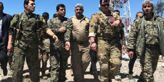 ABD'de YPG/PKK'ya dev silah sevkiyatı