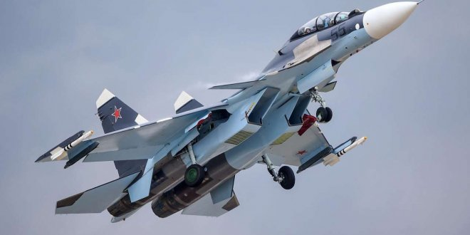 Rusya, Mısır'daki jet üslerini kullanacak