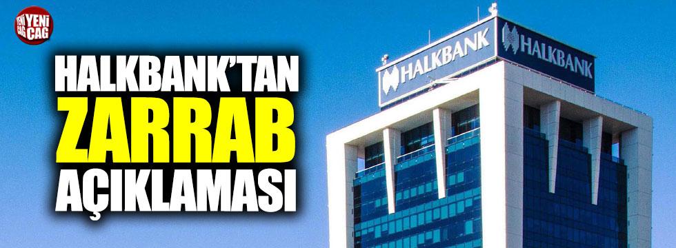 Halkbank'tan Zarrab açıklaması