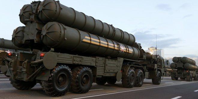 Rusya'dan ABD'ye S-400 göndermesi