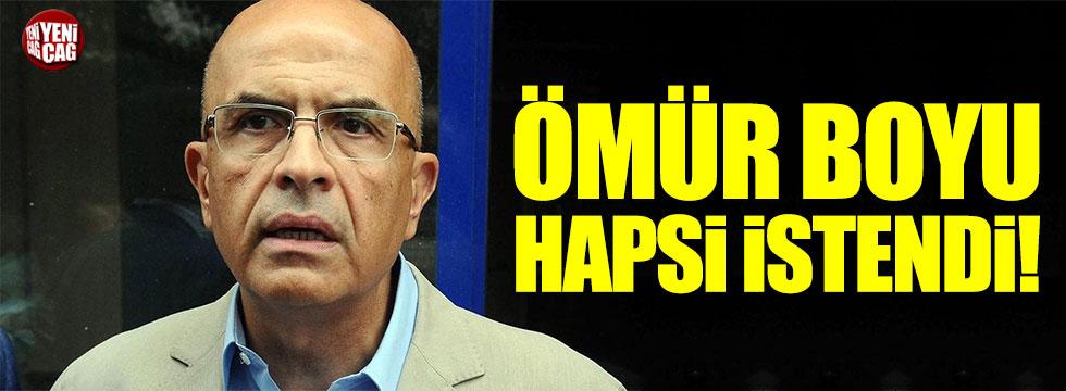 Savcı, Enis Berberoğlu hakkında mütalaasını açıkladı
