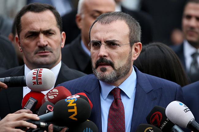 CHP'nin belgeleri paylaşmasının ardından AKP'den ilk açıklama