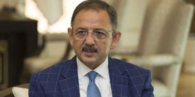 Özhaseki, Kılıçdaroğlu'nun iddiaları için konuştu