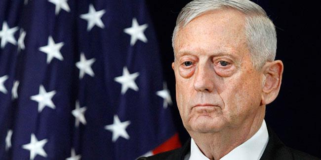 "Mattis'ten Esad'a tehdit, ""Bir daha yaparsa..."""