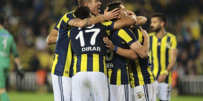 Fenerbahçe-Kasımpaşa 4-2 (Maç Özeti)