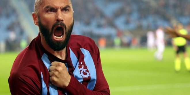 Trabzonspor 3-0 Antalyaspor  (Maç Özeti)