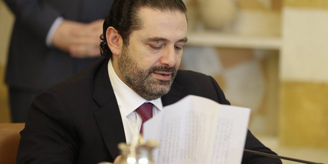 Hariri istifasını resmen geri çekti