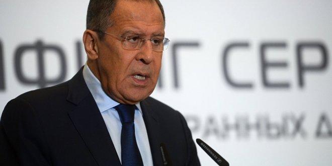 Lavrov, Ortadoğu'da terörün tırmanmasının nedenini açıkladı
