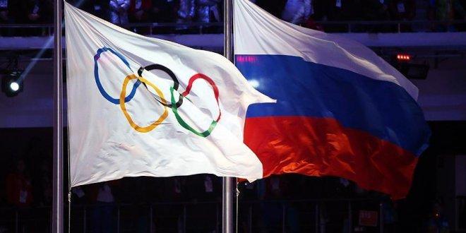 Rusya Olimpiyatlar'dan men edildi