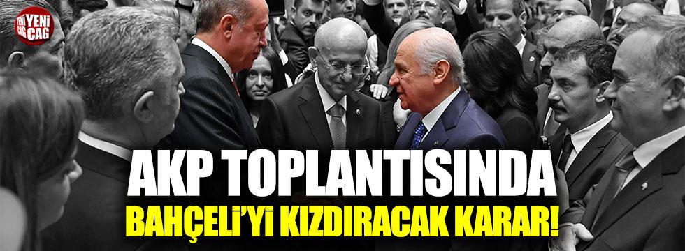 Erdoğan'dan Bahçeli'yi kızdıracak 'seçim barajı' kararı