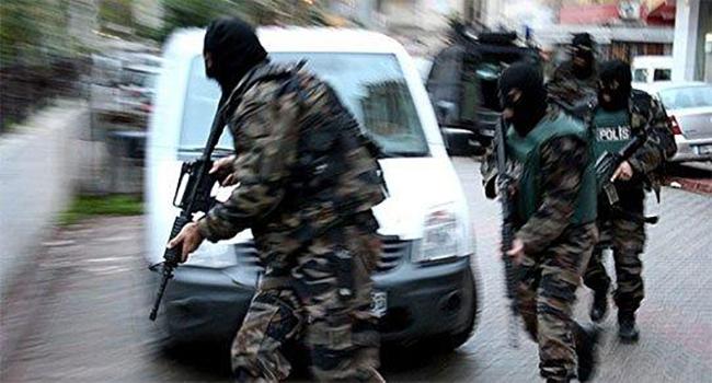 İstanbul'da IŞİD'e kritik operasyon!
