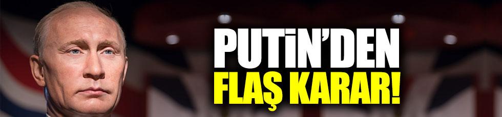 """Putin: """"2018'deki devlet başkanlığı seçimlerinde aday olacağım"""""""