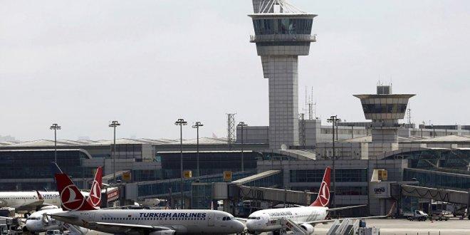 Atatürk Havalimanı'nda şüpheli alarmı