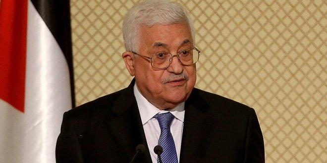 Abbas'tan, Trump'ın Kudüs kararına tepki