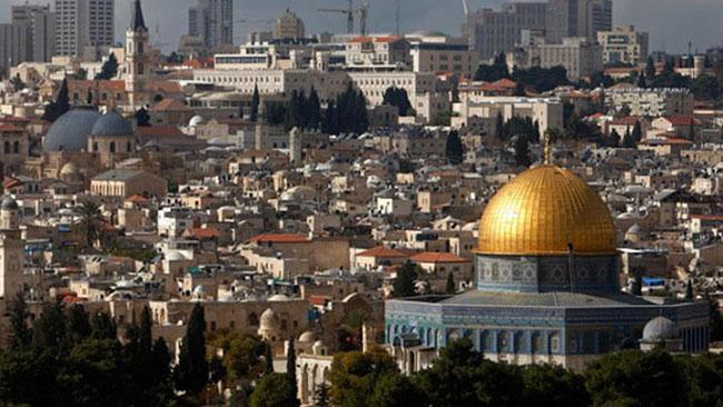 Rusya'dan Kudüs çıkışı
