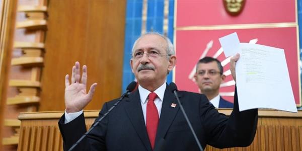 Kılıçdaroğlu: 'Ne yaparlarsa yapsınlar geri adım atmayacağız'