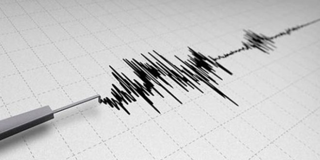 Antalya'da art arda depremler
