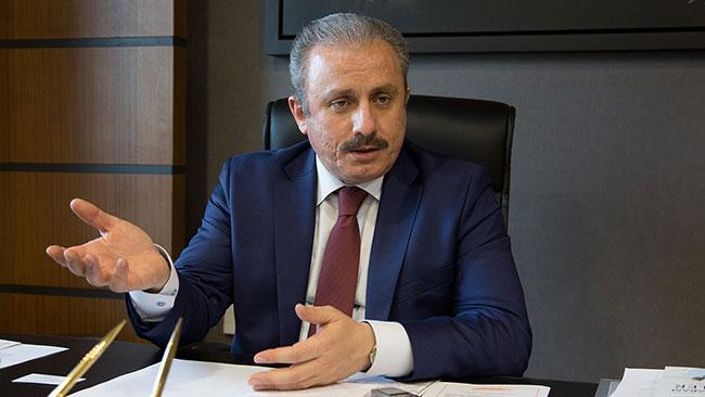 AKP'li Mustafa Şentop: Zarrab'ın ifadeleriyle Bakanları yargılayamayız