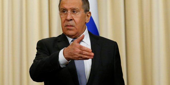 """Lavrov: """"Ortadoğu'daki kimyasal teröre Batı göz yumuyor"""""""