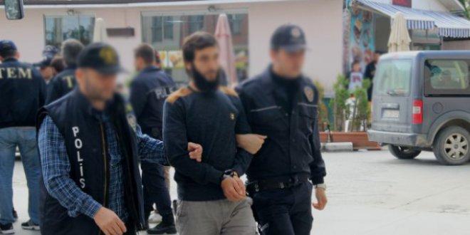 Mersin'de IŞİD bombacıları yakalandı