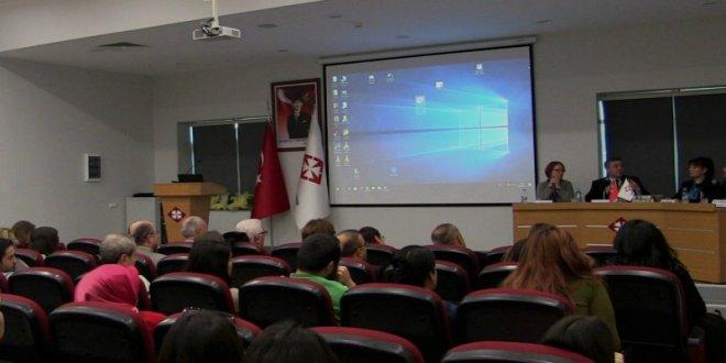 """Başkent Üniversitesi'nde """"Tehlikedeki Türk Dilleri"""" konuşuldu"""