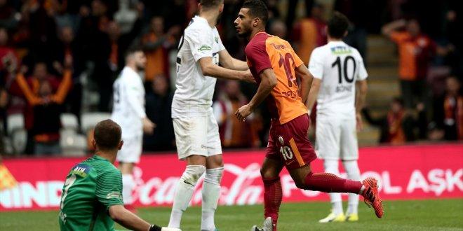 Galatasaray 4-2 Akhisar / Maç Özeti