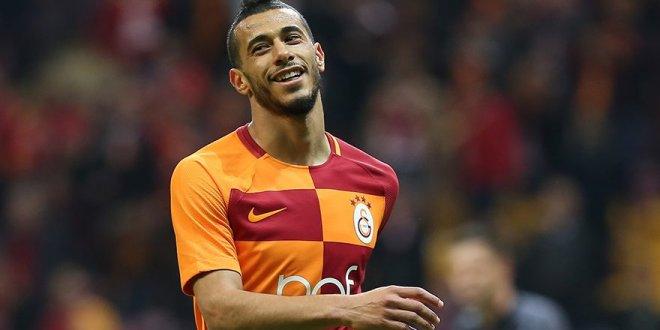 """Younes Belhanda: """"Benim hedefim gol atmak değil"""""""