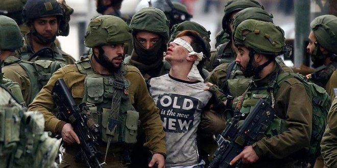 231 Filistinli yaralandı!