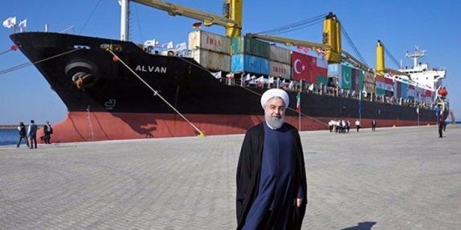 Ruhani'den ABD'ye sert çıkış: 'sessiz kalmayacağız'