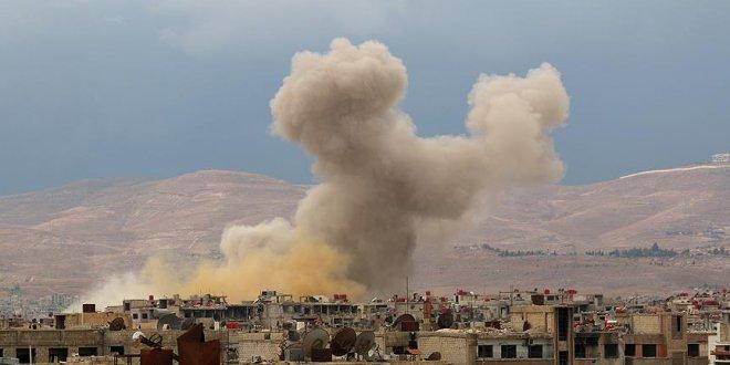 Türkmenlere havanlı saldırı