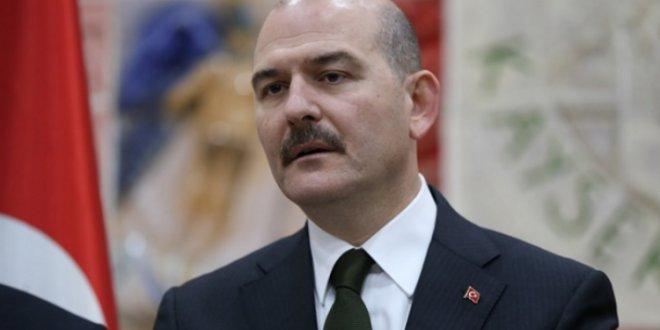 """Soylu'dan Kılıçdaroğlu'na: """"Eğer öyleyse istifa edeceğim..."""""""