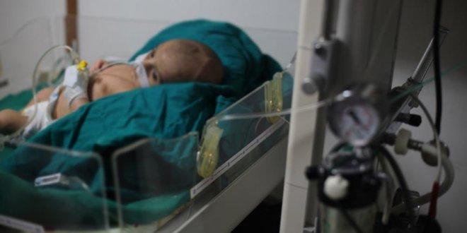 Doğu Guta'da çocuk ölümleri devam ediyor