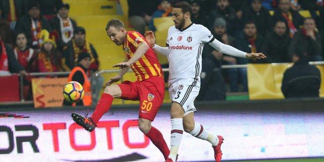 Kayserispor 1-1 Beşiktaş (Maç Özeti)