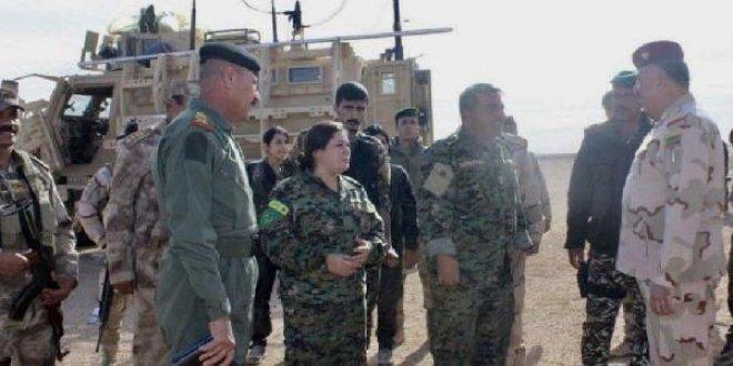 ABD, İngiliz ve Fransızlar YPG ile toplantıda