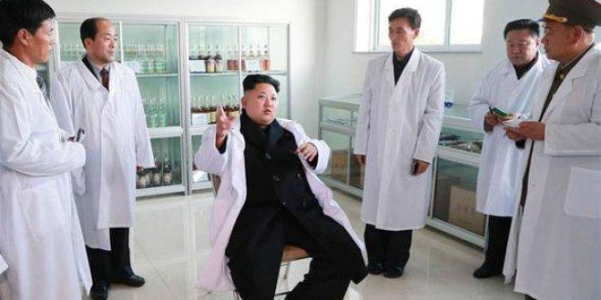 Kuzey Kore'nin biyolojik savaş planı