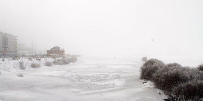 Doğu Anadolu buz kesti: - 26
