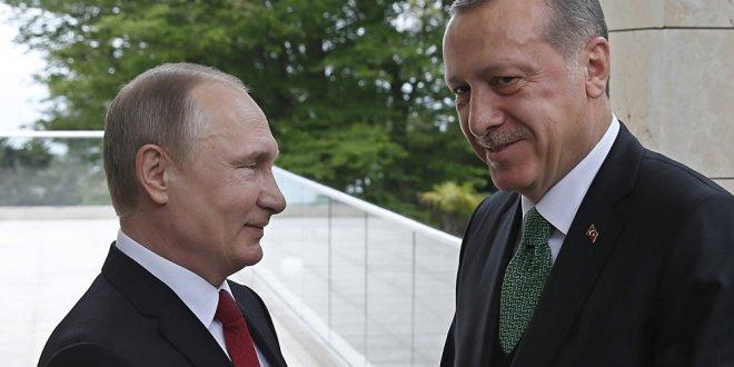 Peskov: Putin ile Erdoğan, Suriye'deki durumu konuşacak