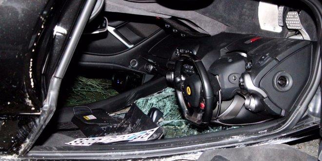 Burak Yılmaz'dan kaza açıklaması