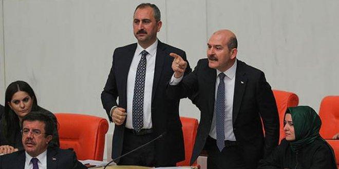 AKP ve CHP'li vekiller arasında gerginlik