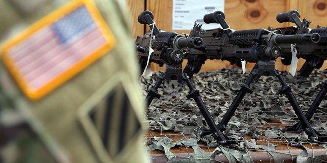 ABD'nin silahları PKK mağaralarında