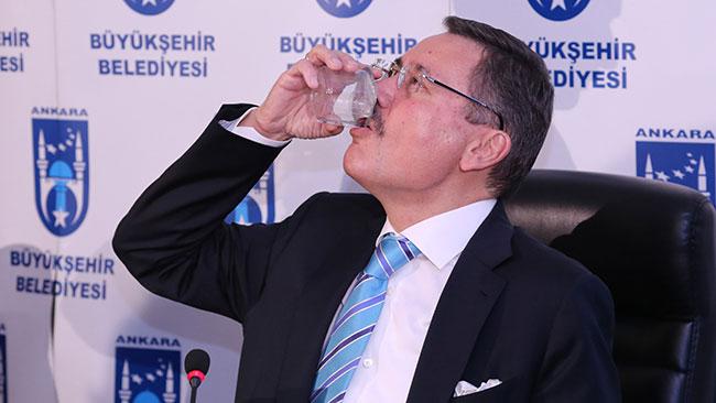 Melih Gökçek'in ardından su faturalarında indirime gidildi