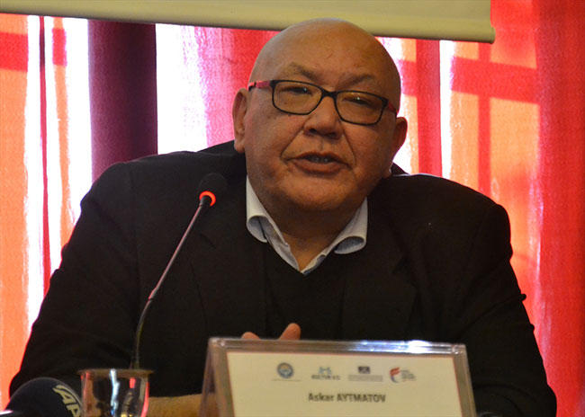 Cengiz Aytmatov, doğumunun 89. yılında anıldı